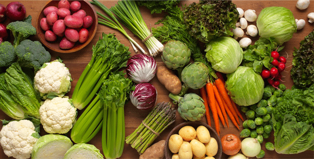 nhiễm vi khuẩn hp nên ăn rau gì