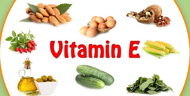 vintamin E thuốc diệt vi khuẩn hp tự nhiên
