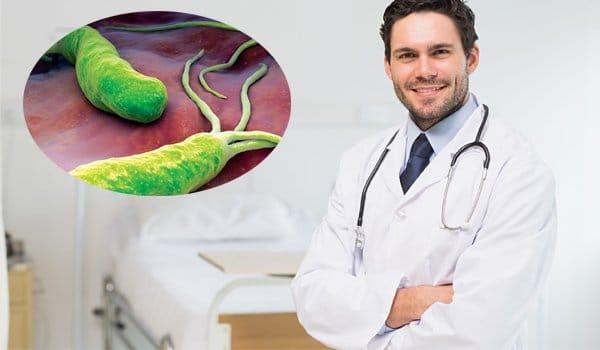 phác đồ điều trị vi khuẩn hp