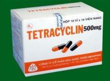 Thuốc tetracyclin