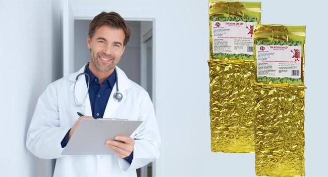 trà cao cấp bstar phòng ngừa vi khuẩn hp